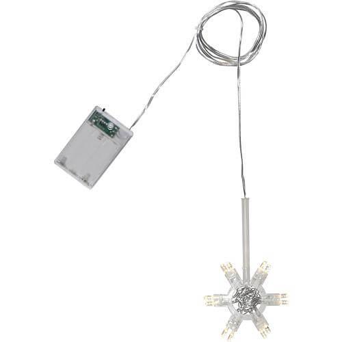 LED-Ersatzlichterkette 'Lighty' für Leuchtsterne 083-00