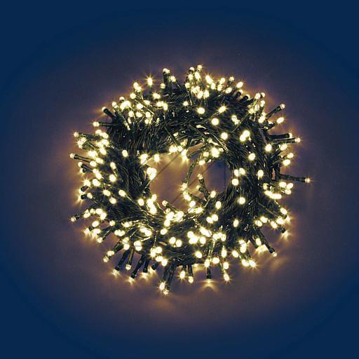 LED-Lichterkette Mini-Cluster 720 ww LED 34778