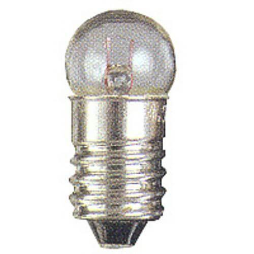 Ersatzlampe E10 4,5V/0,2A 2er Set