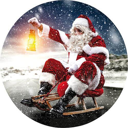 Gobo 'Weihnachtsmann' Lotti 45934