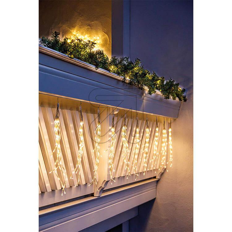 LED-Büschellichterkette 35195
