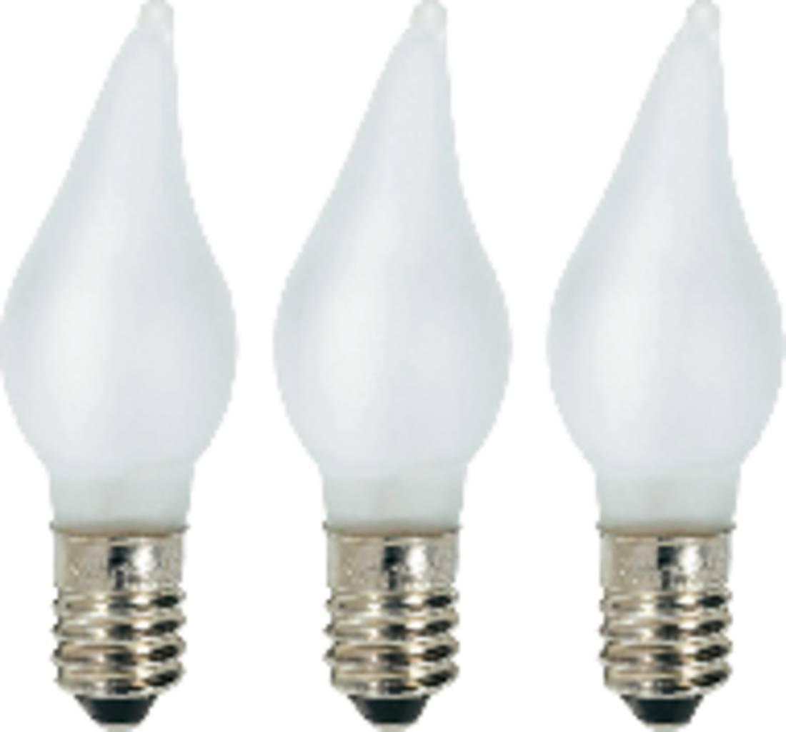 Windstoßlampe frost 24V/1,8W E10 2648-230 3er Set