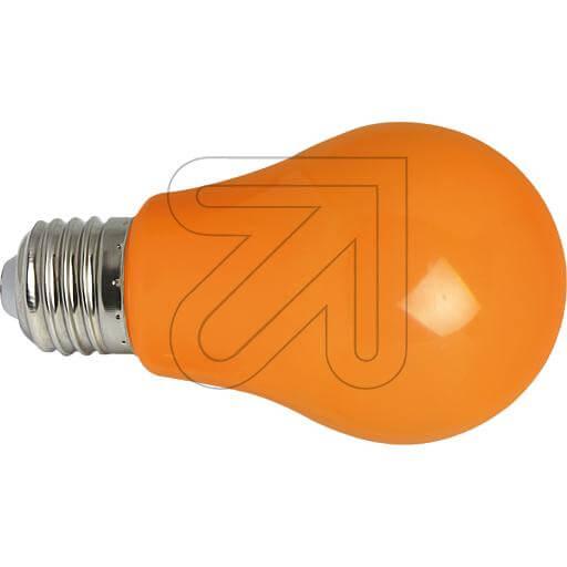 LED-Deko-Lampe AGL E27 IP54 orange
