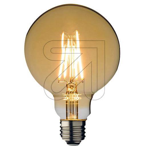 LED-Filament-Globelampe G95 E27 4W 360lm 2200K 44050