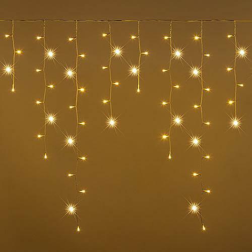LED Eisregen-Lichtervorhang 270 ww LED 66090