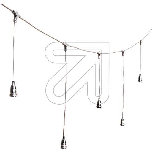 LED-PRO System Eisregenlichterkette weiss 43831
