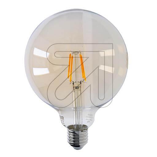 LED-Filament-Globelampe G125 E27 4W 360lm 2200K 44067