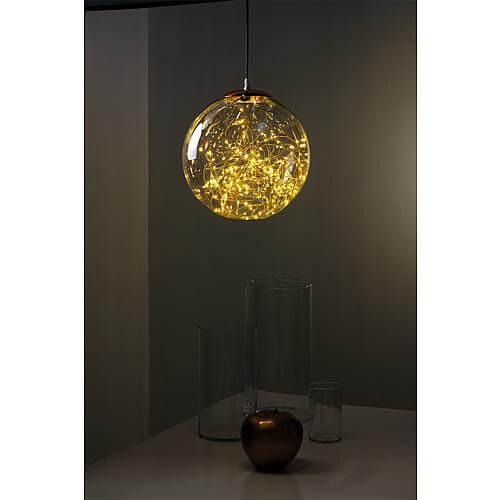 LED-Kugel-Leuchte Lotti 43763