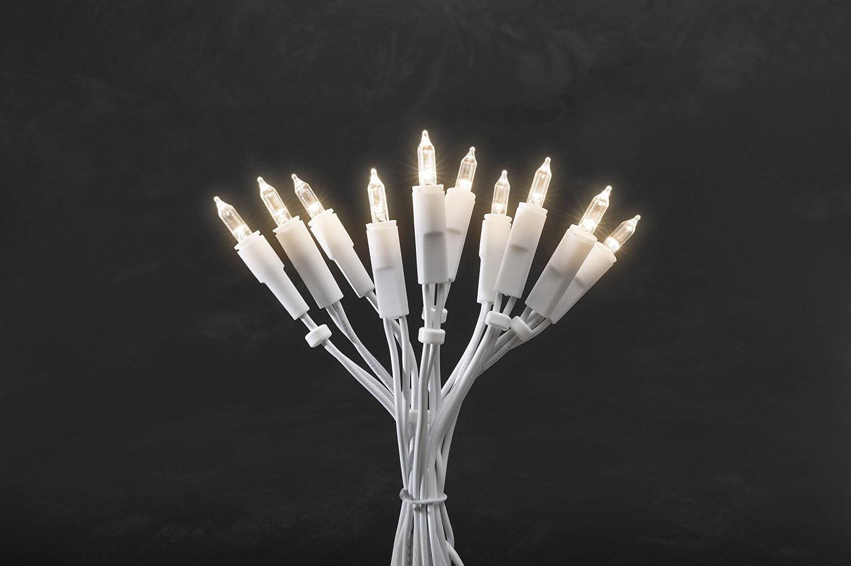 LED-Minilichterkette Konstsmide 10 LEDs 6300-102 warmweiß