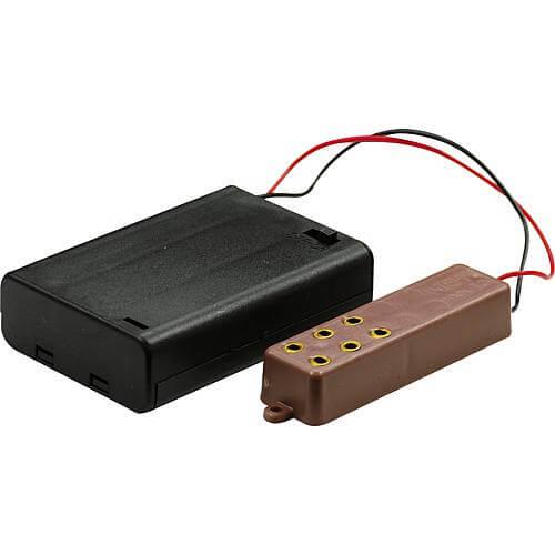 Batteriefach für Krippenbeleuchtung
