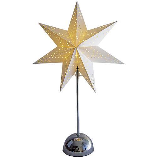 LED-Papierstern-Leuchte CC302-55 Best Season