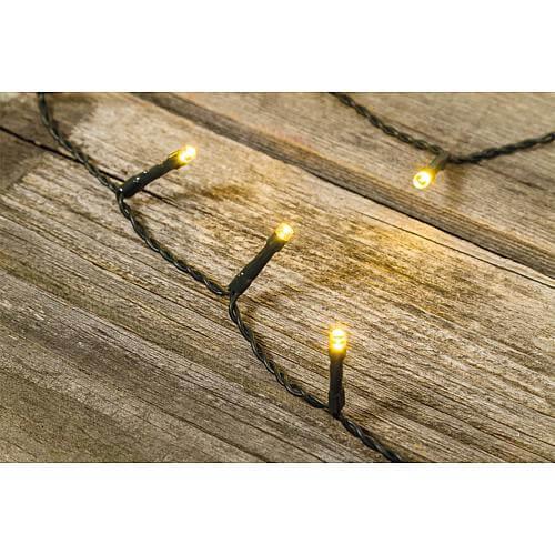 LED Lichterkette 48 warmweisse LED 32354