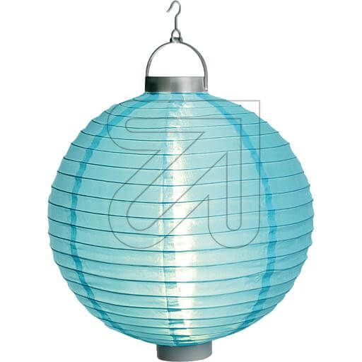 LED-Lampion blau Ø 30cm 38851