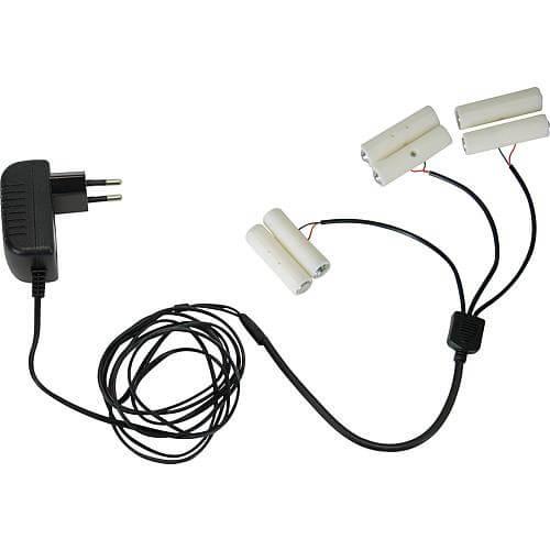 Batterie Adapter 3 Volt AA 062-04