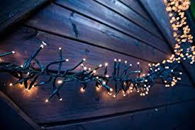 Cluster Lichterketten