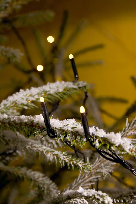 Micro-LED Lichterkette 20 LEDs warmweiß Konstsmide 3609-110
