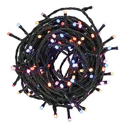 RGB LED Clusterlichterkette 'Wonder' Verlängerung 500 LED 63785