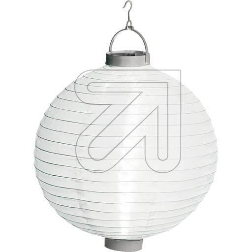 LED-Lampion weiss Ø 30cm 38844