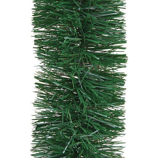 Deko-Girlande 400cm Ø 15cm tannengrün