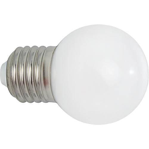 LED-Deko-Tropfenlampe E27 IP54 warmweiss