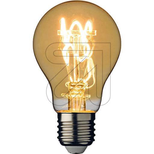 LED-Filament-Lampe E27 4W 160lm 2200K 44081