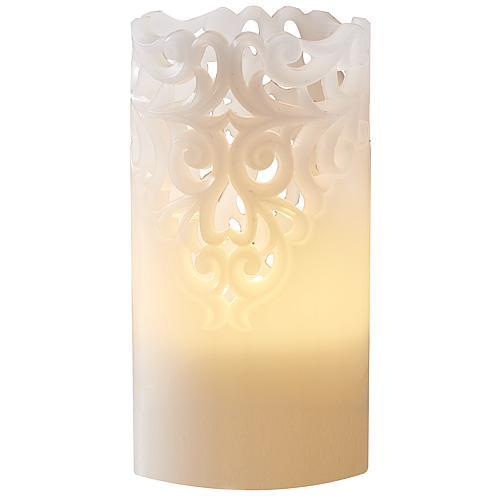 LED-Wachskerze 062-24
