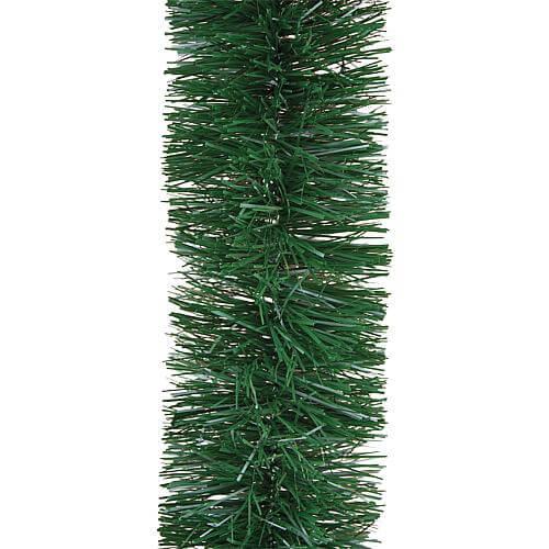 Deko-Girlande 400cm Ø 12cm tannengrün