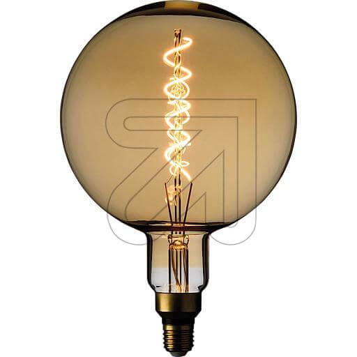 LED-Filament-Globelampe G200 E27 4W 240lm 2200K 44128