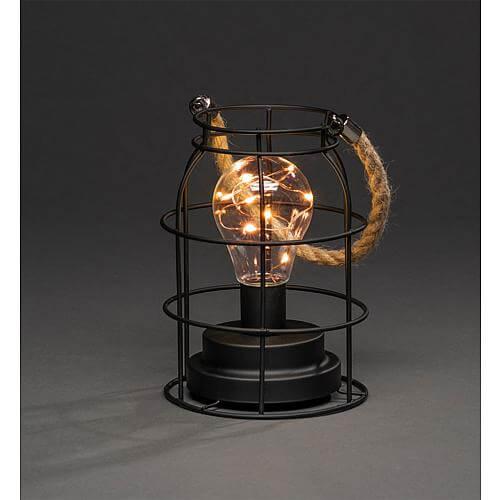 LED Metalllaterne rund 1815-780