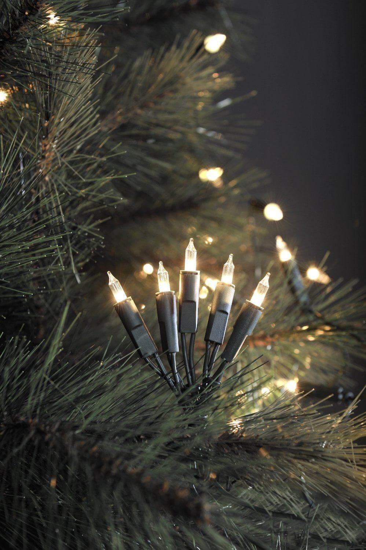 LED-Minilichterkette mit 10 LEDs 6300-100 warmweiß