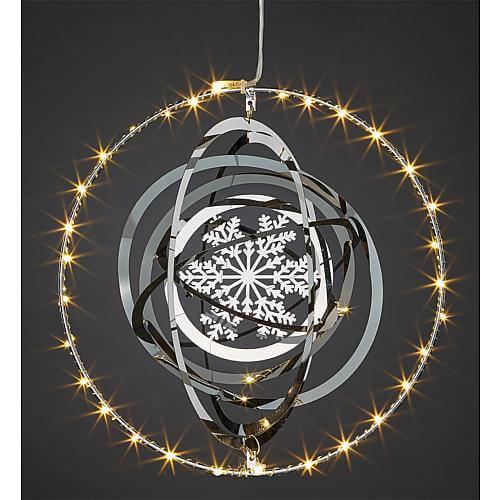 LED Metallkugel 523003