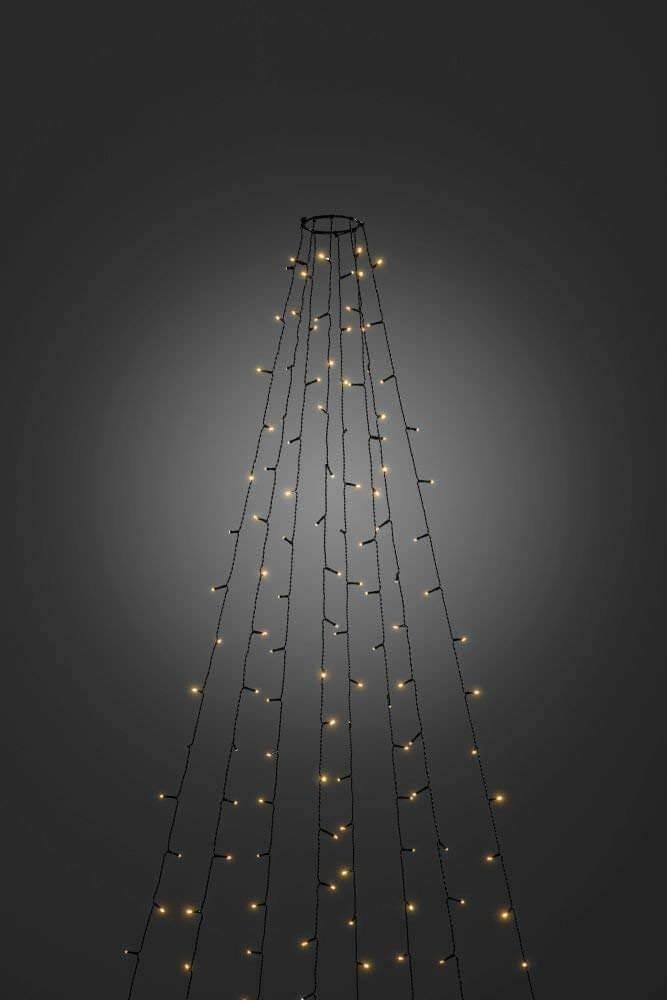 LED Baummantel aussen 560 bernsteinf. LED 6322-810