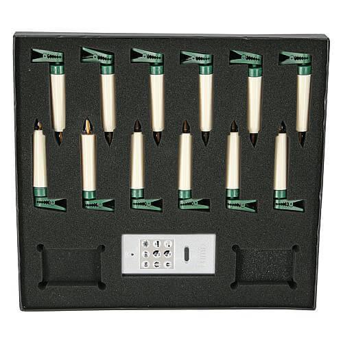 Lumix Superlight Flame elfenbein 12er-Set 77122