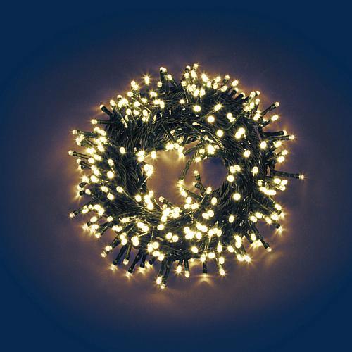 LED-Lichterkette Mini-Cluster