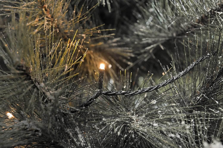 Micro-LED Lichterkette 20 LEDs bernstein Konstsmide 3609-800