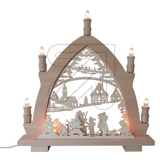 Leuchterturm Winterkinder Lenk & Sohn 75208