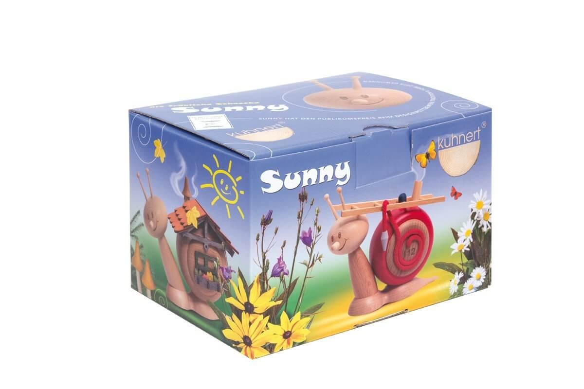 Räucherschnecke Wander Sunny 37108