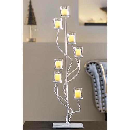 LED-Kerzenständer